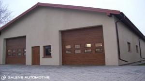 Budynek serwisu